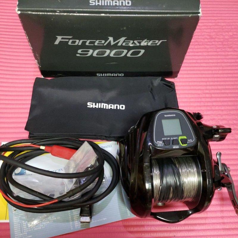 SHIMANO FM9000 二手電動捲線器