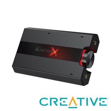 @電子街3C特賣會@CREATIVE創巨 SB BlasterX G5(USB) SOUND G5 SB1700