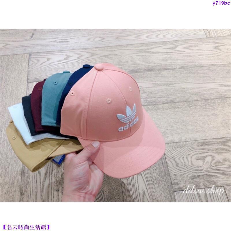 【名云時尚生活館】(免運)dd▸(A5013) Adidas Originals 三葉草 logo 老帽 帽子