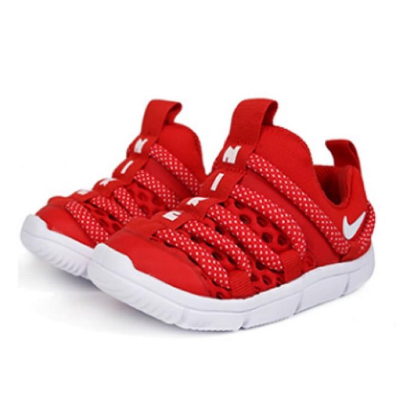 [Nike] 兒童休閒鞋 紅 BQ6721601 《曼哈頓運動休閒館》