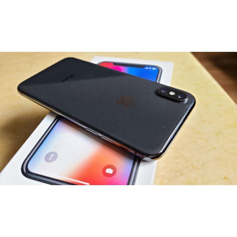 iPhone x 10代,256g 太空灰,二手8.5成新