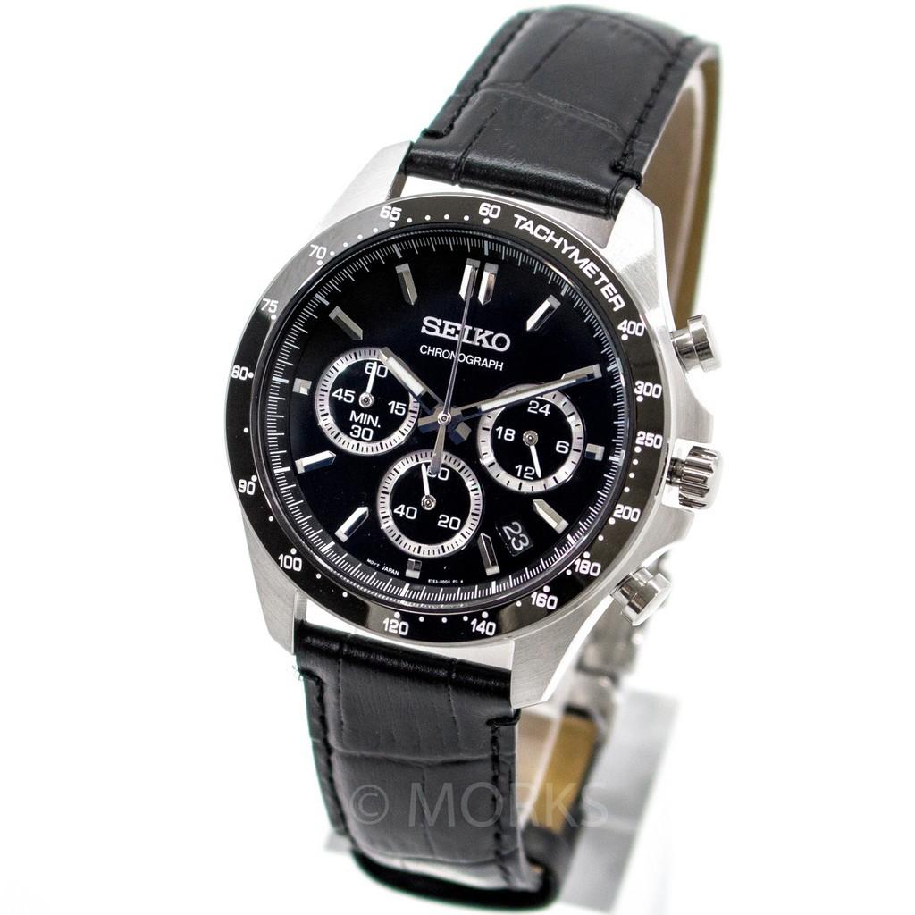 SEIKO SBTR021 手錶 41mm 日本限定SPIRIT系列 Daytona替代方案 男錶女錶