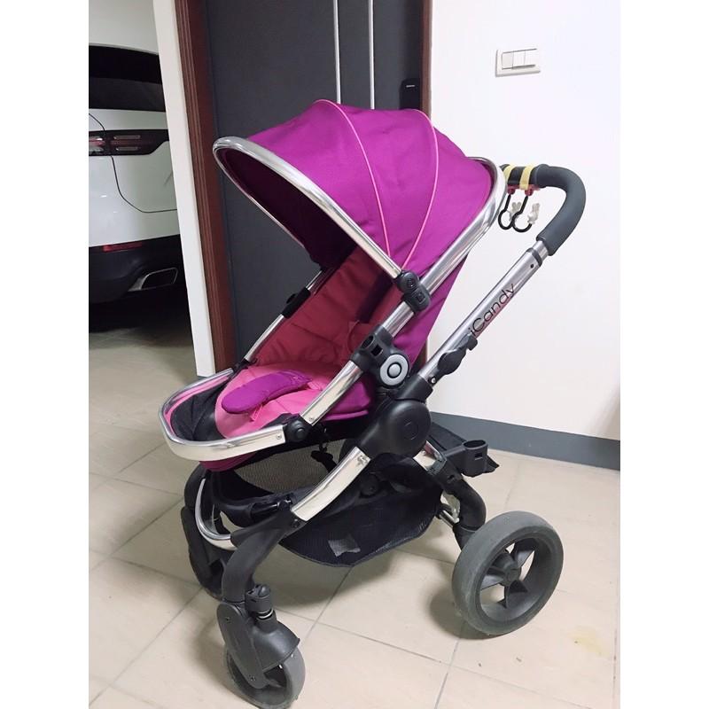 育兒也可以很潮 Icandy peach 3 雙人嬰兒推車