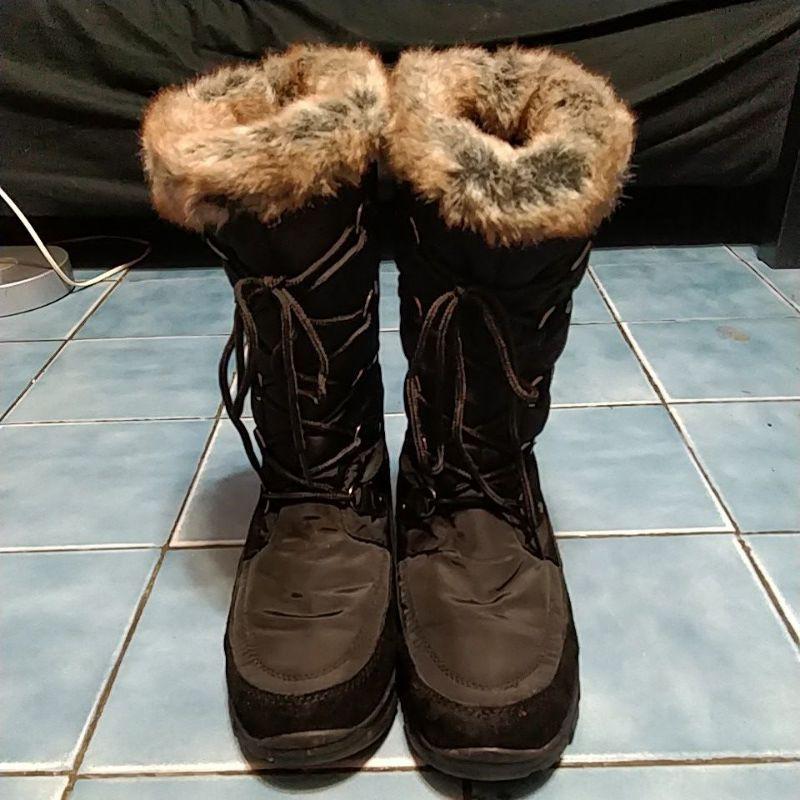 日本Hanami顯瘦超暖曲線機能雪靴