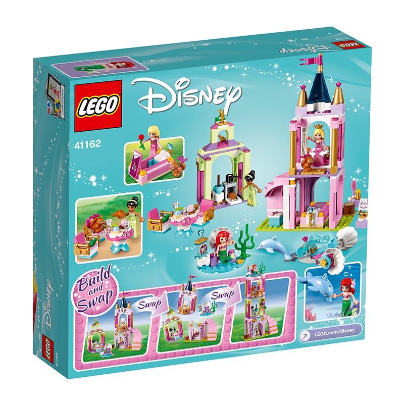 【現貨速發】樂高 LEGO 迪士尼 41162 公主的皇家慶典 女孩拼裝 積木玩具 禮物