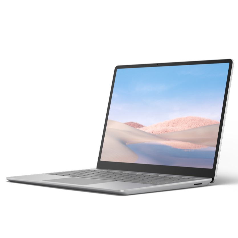 Microsoft 微軟 Surface Laptop Go 12.4吋 輕薄SSD筆電 (THH-00019)