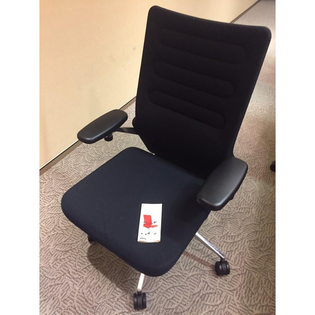 二手頂級歐洲電腦椅 vitra ac-4 比Herman Miller aeron更高檔更好坐 #人體工學 #腰痠背痛
