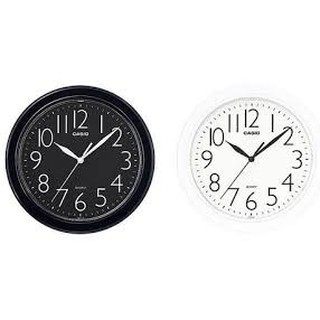 【蜂神無雙】CASIO掛鐘 居家必備 經典大數字 大方流線圓形時鐘25*25公分(10吋)  IQ-01S 桃園市