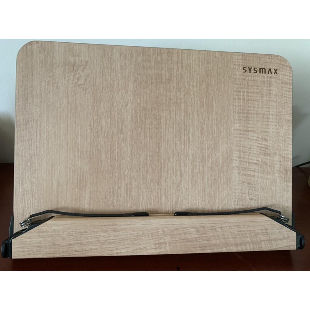 全新~SYSMAX(希思美)13段可調式高級木質多功能-看書架