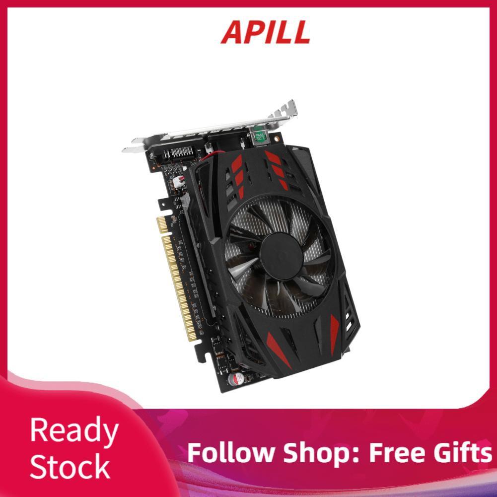 Apill Gtx1050Ti 4g Ddr5 128bit 電腦遊戲圖形卡 780m Pci-E Fr 筆記本電腦 T