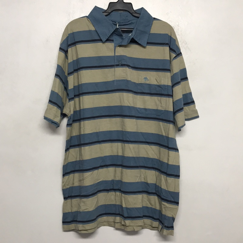 PIERRE BALMAIN 皮爾帕門 男生短袖POLO衫 XL (全新)