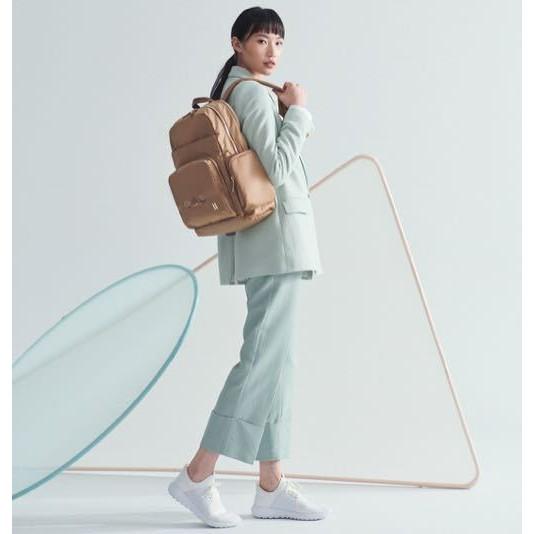 ☆SUMDEX☆人體工學設計 高級後背包 網路最低價 經典 商務 後背包 都會 筆電包 真果 776TN-HN 褐色