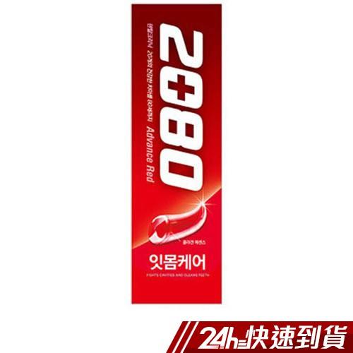 韓國2080 高階護齦防蛀牙膏120gx8條