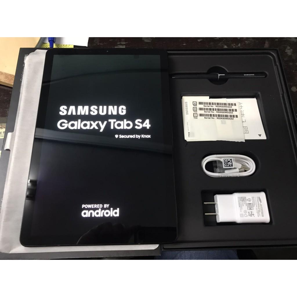 【不用比價.全賣場最便宜】SAMSUNG Galaxy Tab S4 WIFI版 10.5吋 母親節( SM-T830)