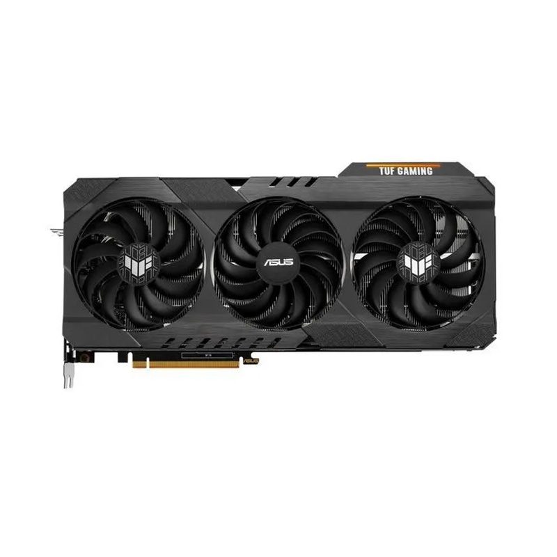 AMD华硕TUFRX6700XT/6800XT/RX6900TX电竞电脑游戏独立显卡6600XT