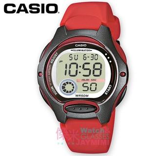 【JAYMIMI傑米】CASIO卡西歐 十年電池 運動多功能電子錶 兒童錶 LW-200 黑 #LW-200-4A 桃園市