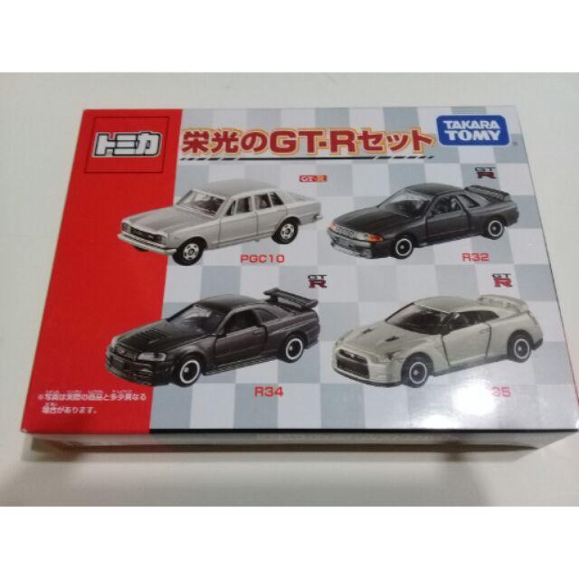 tomica 榮光套車組 日版 NT550