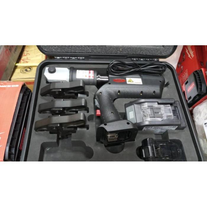 ╭☆優質五金~貨到付款免運費☆╮OPT EWSB-1 充電油壓(18V)不鏽鋼水管壓接機 壓接 含模具 非FU-1080