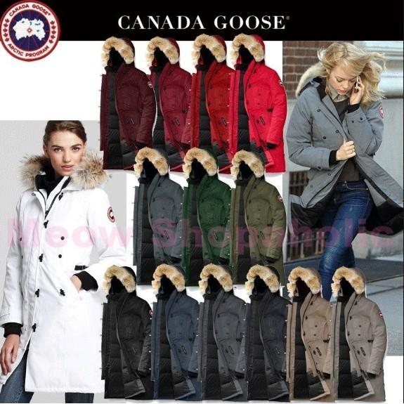 canada goose  加拿大鵝 Kensington 派克大衣 羽絨外套 防風防水 加拿大專業代購 共9色
