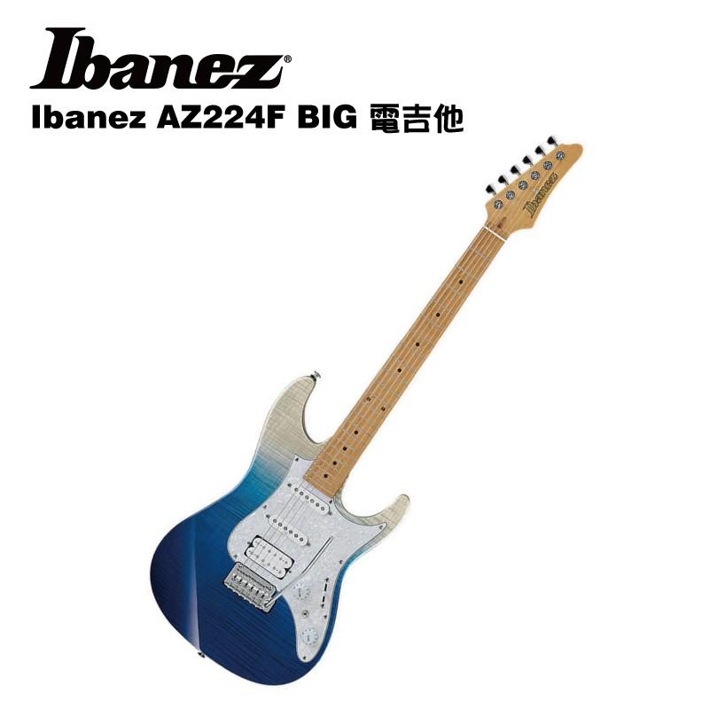 Ibanez AZ224F BIG 電吉他【i.ROCK 愛樂客樂器】