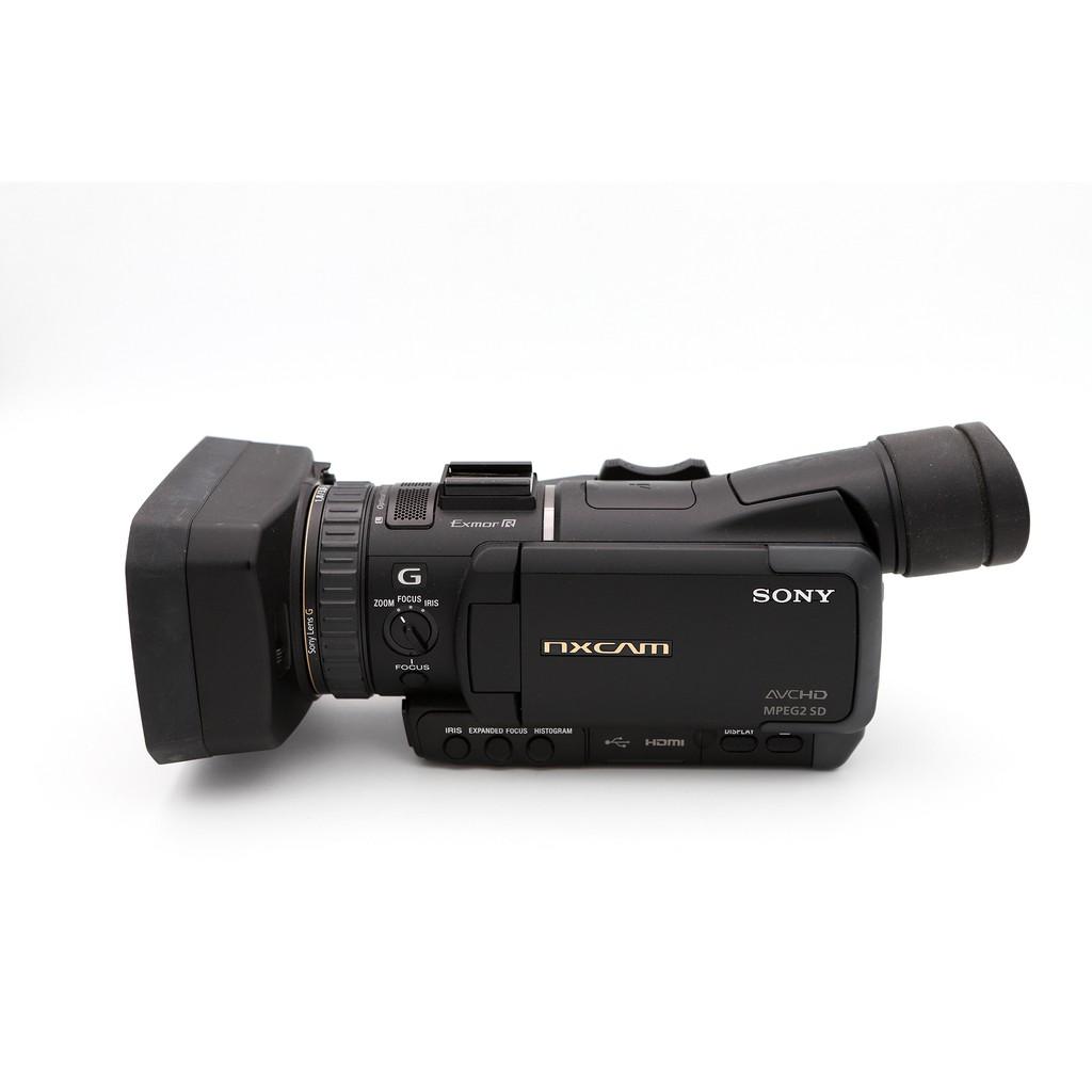 【明昌】【中古二手】SONY NX70N 攝影機