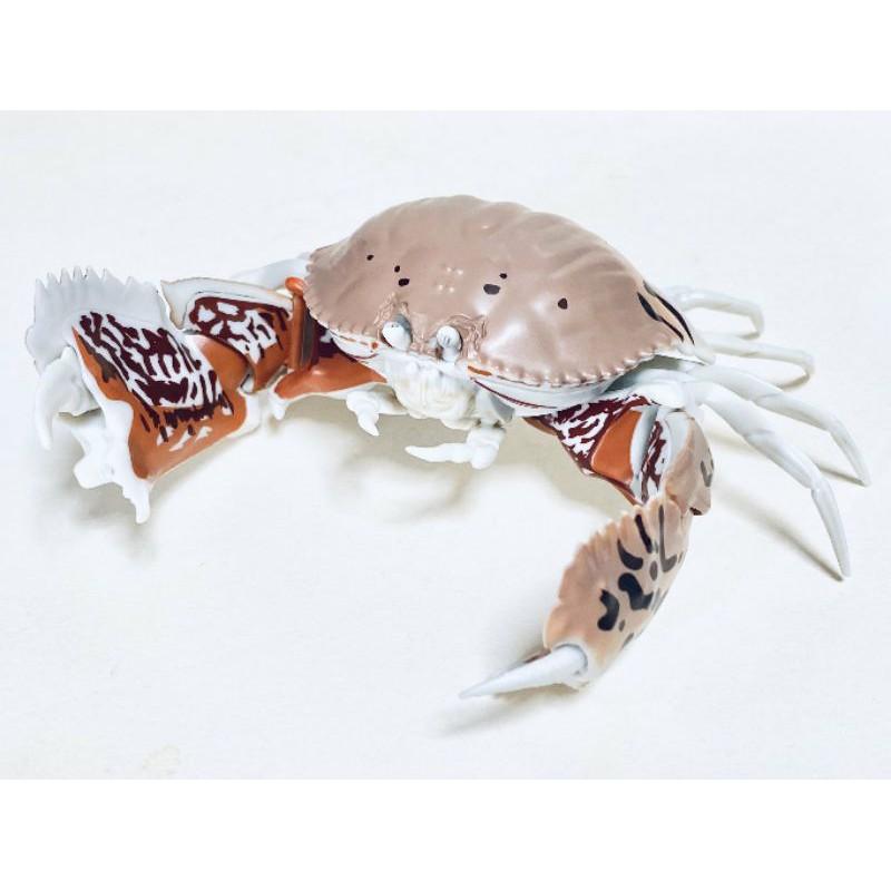 BANDAI 萬代Dango Mushi環保扭蛋第6彈饅頭蟹