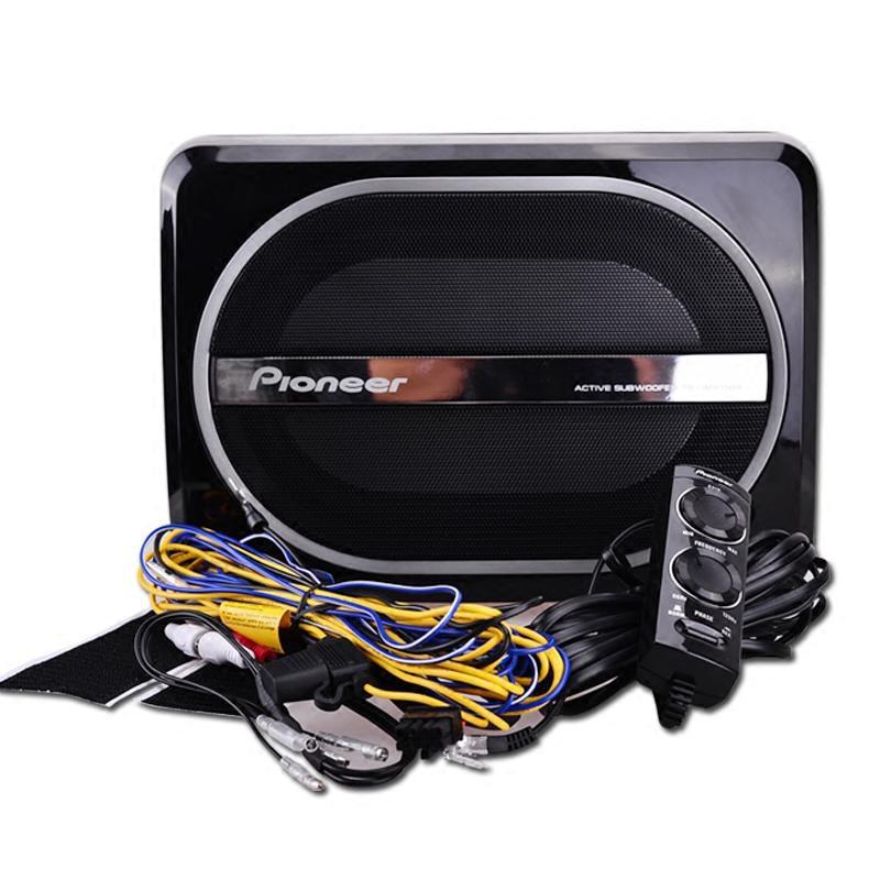 萊特 汽車精品 先鋒 Pioneer TS-WX110A 150W 超薄重低音 非 TS-WX120A
