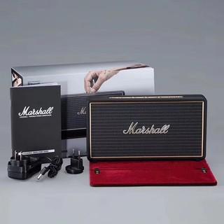 MARSHALL Stockwell 馬歇爾音箱重低音便攜式復古音響藍牙喇叭無線藍牙搖滾重低音HIFI音響低音炮 基隆市