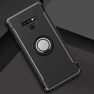 適用於Samsung Galaxy S9 S10 plus Caso隱形指環支架保護套適用於Samsung Note 8