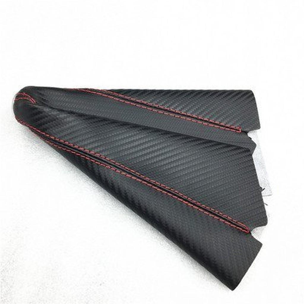 碳纖維皮革PVC材質手排排檔套排檔桿套E36E30FOCUS FORTIS MARCH霹靂馬菱利威利K6K8硬皮鯊GC8