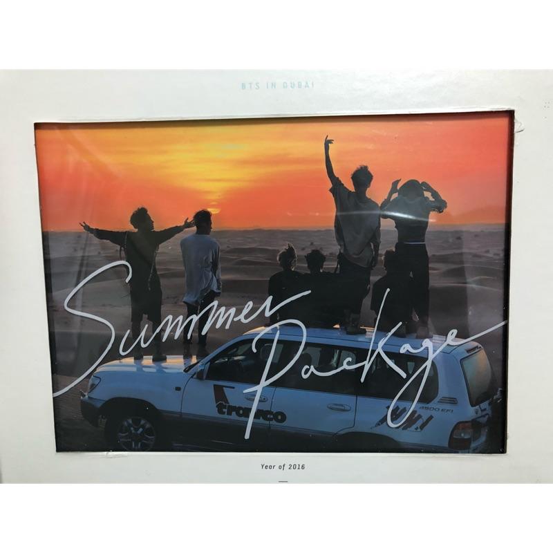 <絕版現貨>BTS 防彈少年團 2016 summer package 夏日寫真