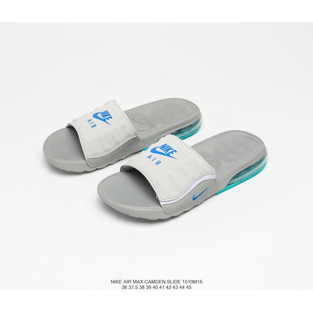 耐克Nike Air Max Camden Slide耐克 夏季时尚舒适 气垫一字拖 高品质 拖鞋沙滩鞋