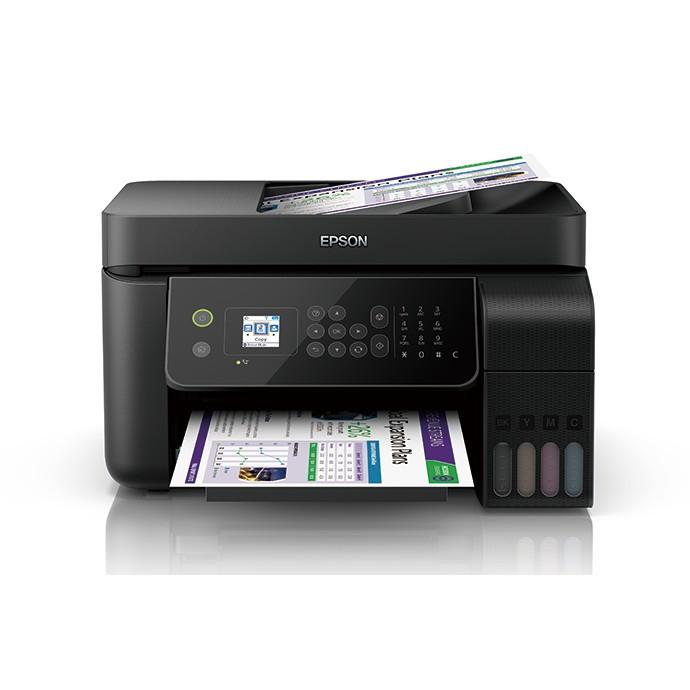 EPSON|L5190 A4高速雙網傳真印表機