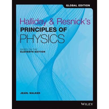 Halliday Principles of Physics 11E