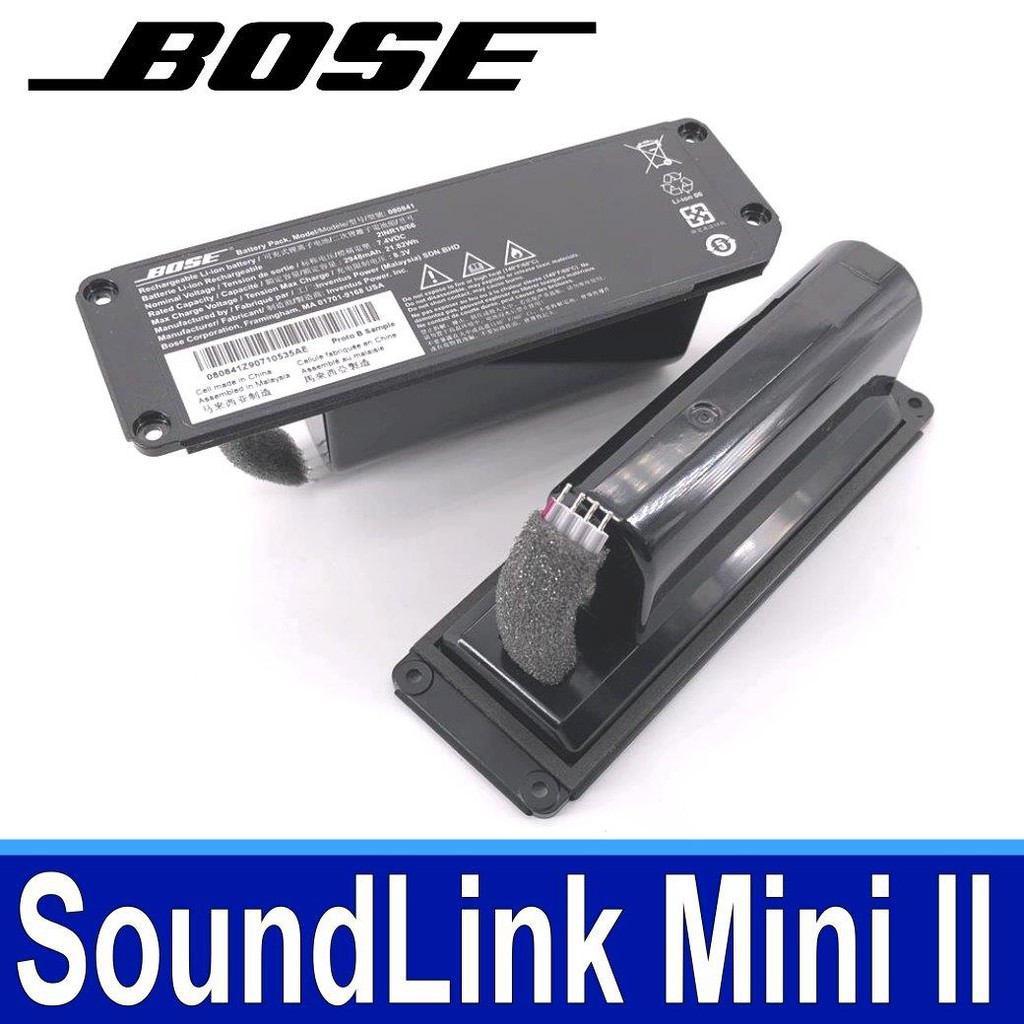 . 全新 BOSE SoundLink Mini II Mini 2 電池 080841 088796 088789