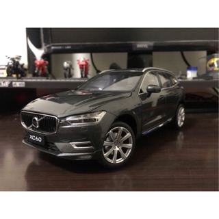 【E.M.C】1:18 1/ 18 原廠 Volvo XC60 豪華版 金屬模型車 台南市