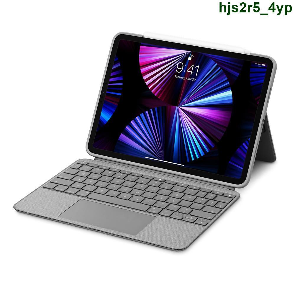 台灣*【保售後】Logitech Combo Touch 蘋果 iPad Pro 11 12.9 保護殼