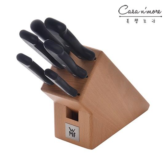 【WMF】 Classic Line 7 件刀組含刀座 主廚刀 麵包刀 料理刀