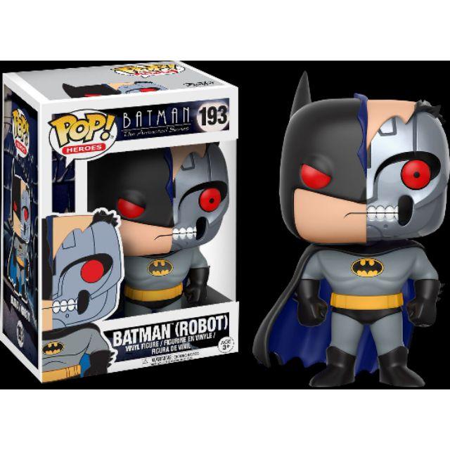 柴寶趣 現貨 FUNKO POP 193 蝙蝠俠 機械 機器 BATMAN ROBOT BAT 澳洲空運 正版