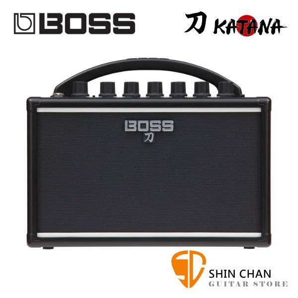【小新樂器館】Boss KATANA-MINI 刀 7瓦 迷你電吉他專用音箱 Roland【KTN-mini】