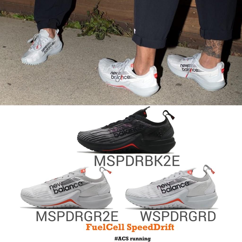 New Balance 慢跑鞋 FuelCell SpeedDrift 寬楦 男鞋 女鞋 運動 NB 任選【ACS】