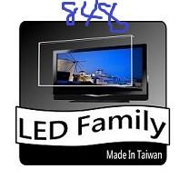 [LED家族保護鏡]台灣製  FOR BENQ   F55-710   高透光 抗UV 55吋液晶電視護目鏡(鏡面合身款