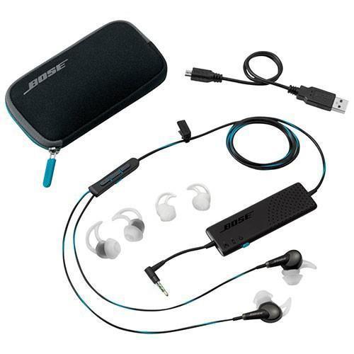 高音質BOSE QuietComfort 20 降噪運動耳機 Bose QC20有線耳機  安卓 IOS裝置859