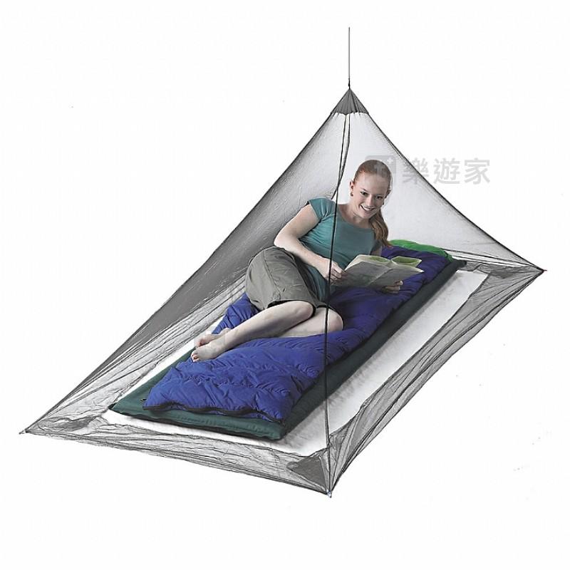 [款式:STSANMOSS-GRY] SEATOSUMMIT 輕量單人防蚊帳(灰色)