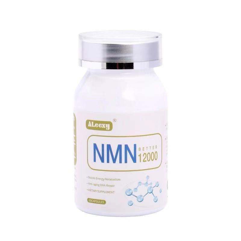 進口NMN12000美國β煙酰胺單核苷酸 【买五送一】