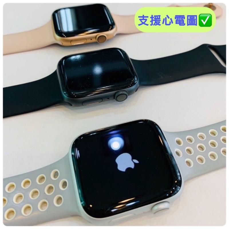 心電圖⌚️SK 斯肯手機 Apple Watch S4 40/44mm  二手 高雄店面含稅發票 保固三個月
