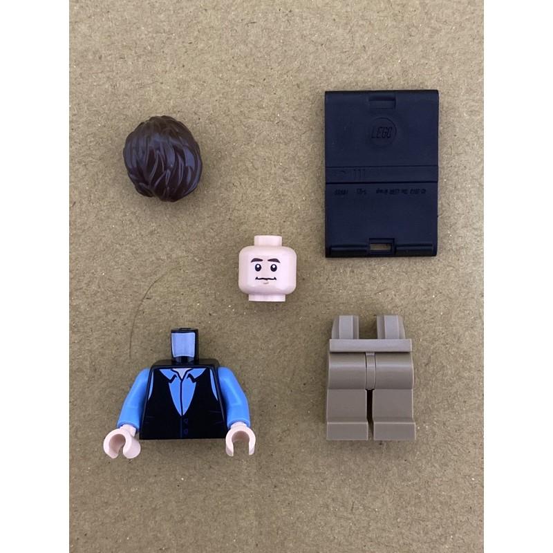 LEGO 樂高 人偶 21319 錢德 六人行 friends IDEAS
