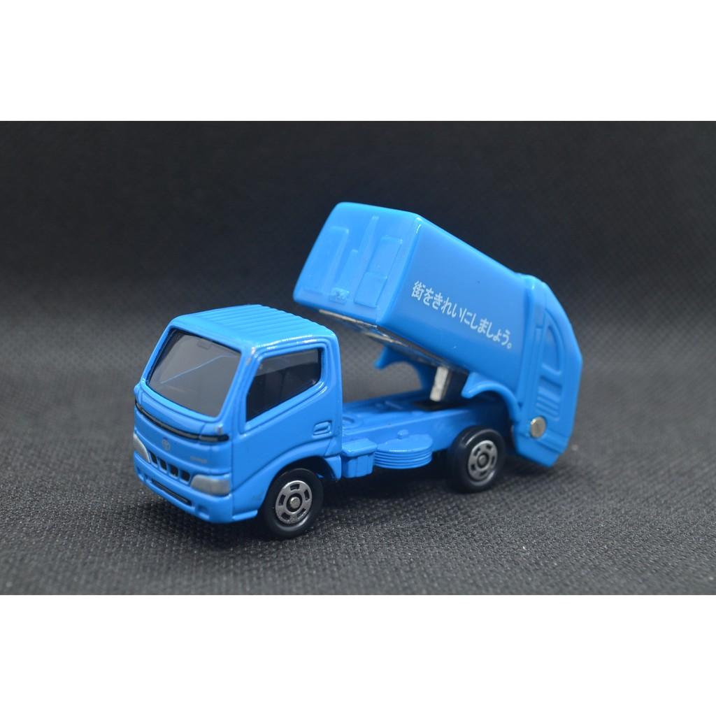 【T'Toyz】 Tomica 搬運車盒組 Toyota Dyna 垃圾車 無盒 二手 附膠盒 中國製