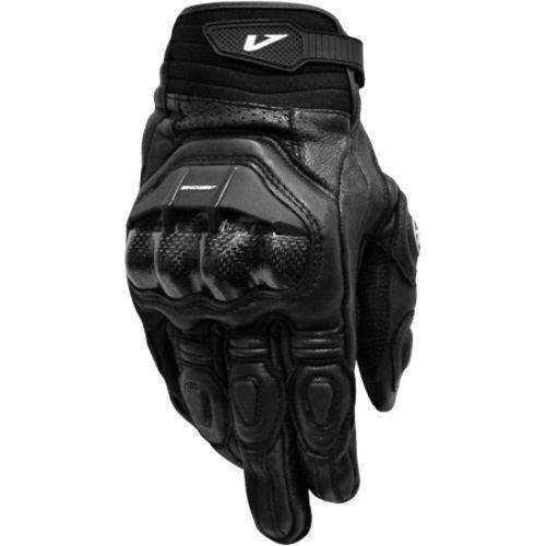 ASTONE LC-01 真羊皮質 LC01 碳纖維防護 黑色 防摔短手套 透氣 止滑 (法國品牌)《比帽王》