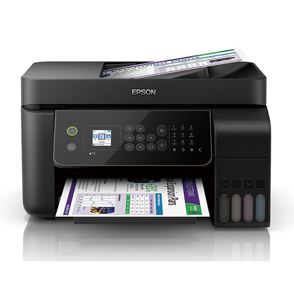 EPSON L5190 四合一 連續供墨複合機 列印/影印/傳真/掃描/Wifi/Wifi-direct/乙太網路